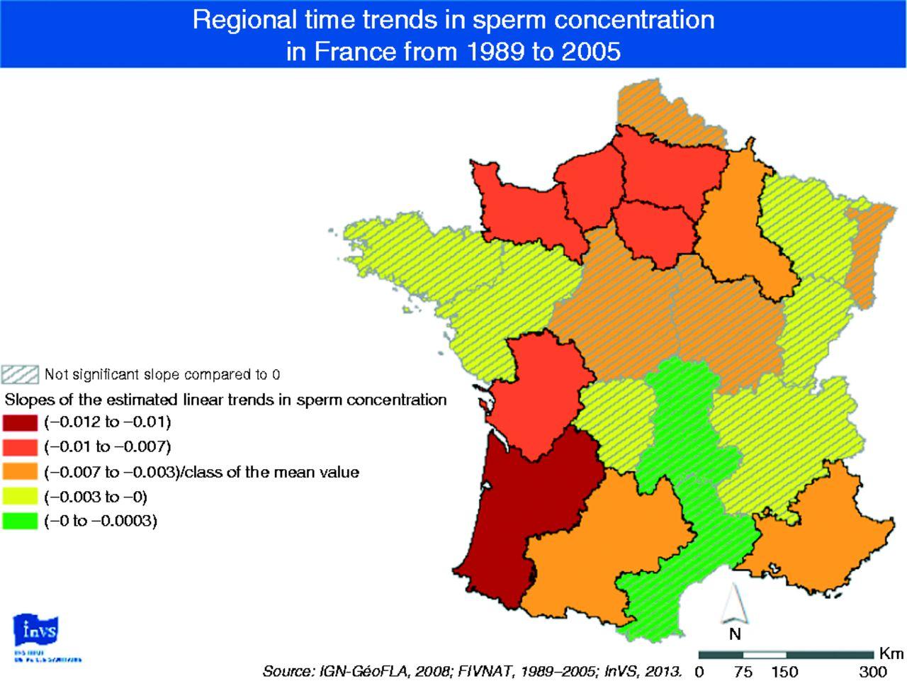 Idea translate sperm to french